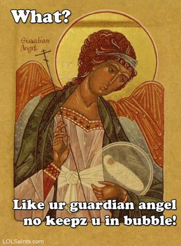 Protective Bubble - Guardian Angel