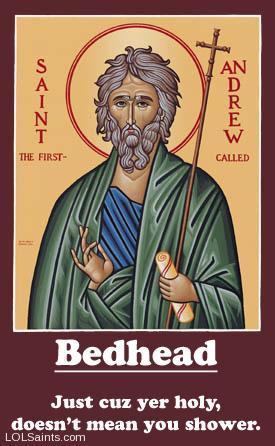 Bedhead Saint Andrew