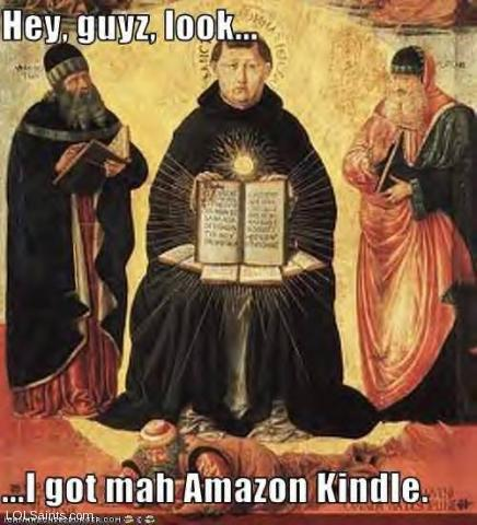 St. Thomas Aquinas - Amazon Kindle