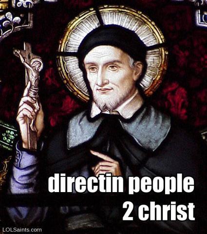 Saint Vincent de Paul - Directin People 2 Christ