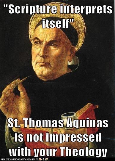 Aquinas Catholic Memes